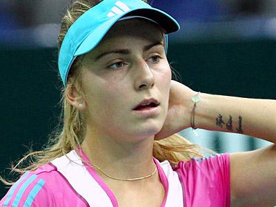 Первак: если бы не теннис, стала бы певицей