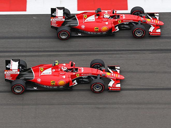 Как важны топливо и масло в Формуле-1