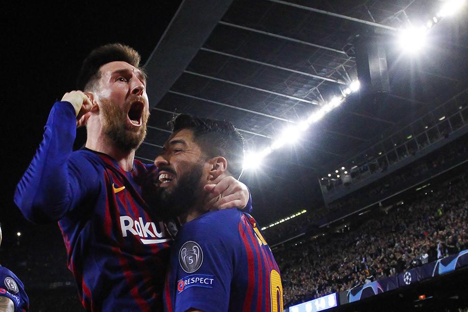 «Барселона» – «Ливерпуль» – 3:0, Лео Месси
