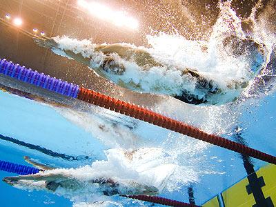 Российские пловцы завоевали бронзу на Олимпиаде в Лондоне