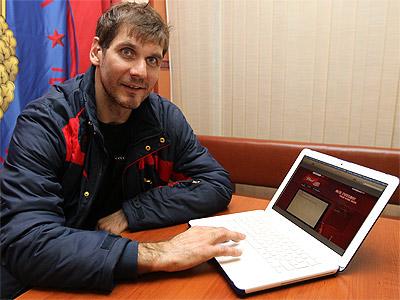 Яшин: всю жизнь мечтал выступать за ЦСКА