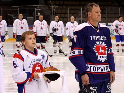 В Нижнем Новгороде стартовал турнир ветеранов