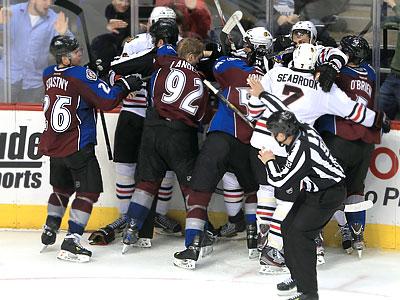 Итоги игрового дня НХЛ (8.03.2013)