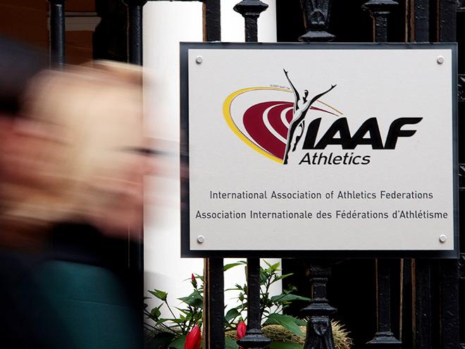 Лёгкая атлетика. Список дисквалифицированных российских легкоатлетов IAAF