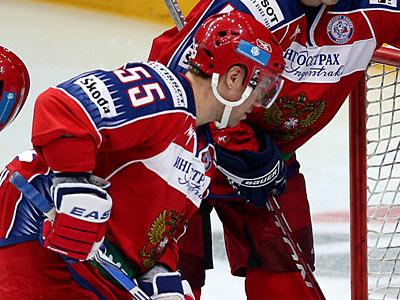 Кайгородов: хочется показать лучший хоккей