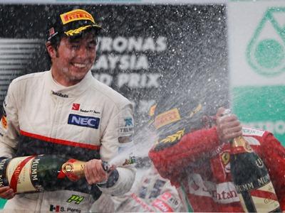 Обзор Гран-при Малайзии: Алонсо выиграл, опередив Переса