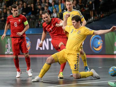 Украина – Португалия – 1:2