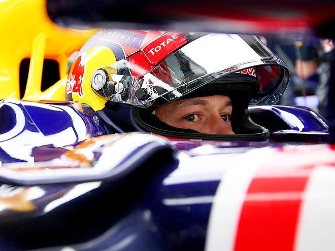 Даниил Квят на Гран-при Китая - 2015