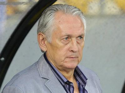 Михаил Фоменко о предстоящих играх сборной