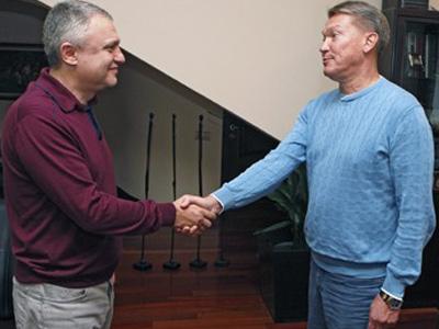 Назначен новый тренер «Динамо» - Олег Блохин