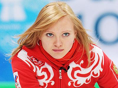 Женская сборная России по кёрлингу