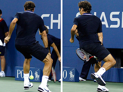 Федерер: сомневаются те, кто боится попробовать