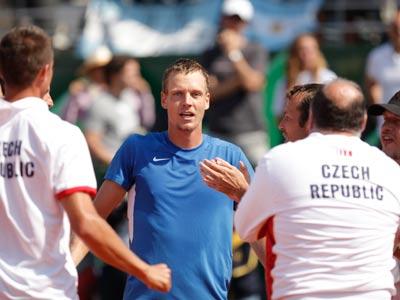 Двойной удар Чехии