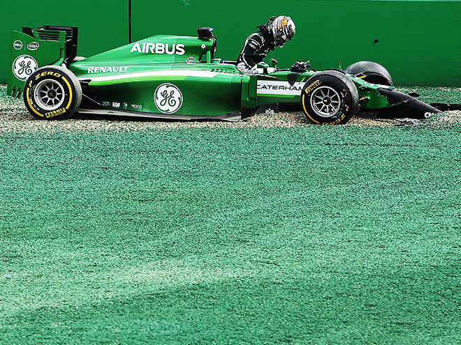 Что ждёт «Кэтерхэм» в Формуле-1?