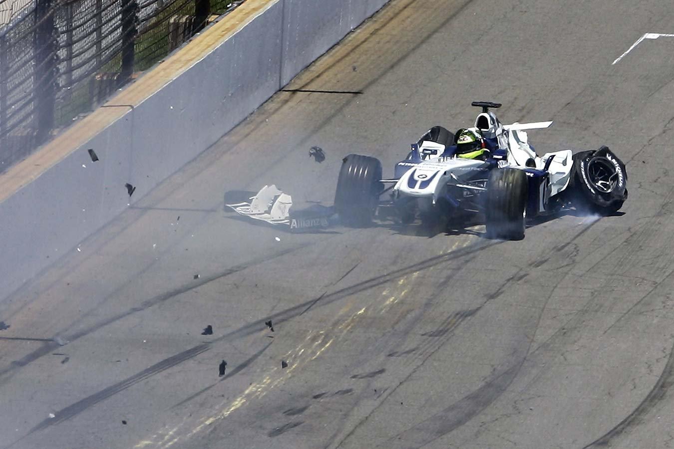 Проклятые трассы Формулы-1
