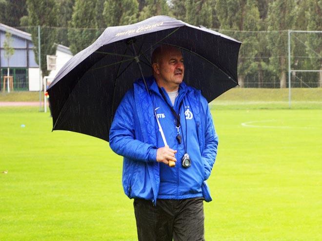 Московское «Динамо» начало первый сбор в Австрии