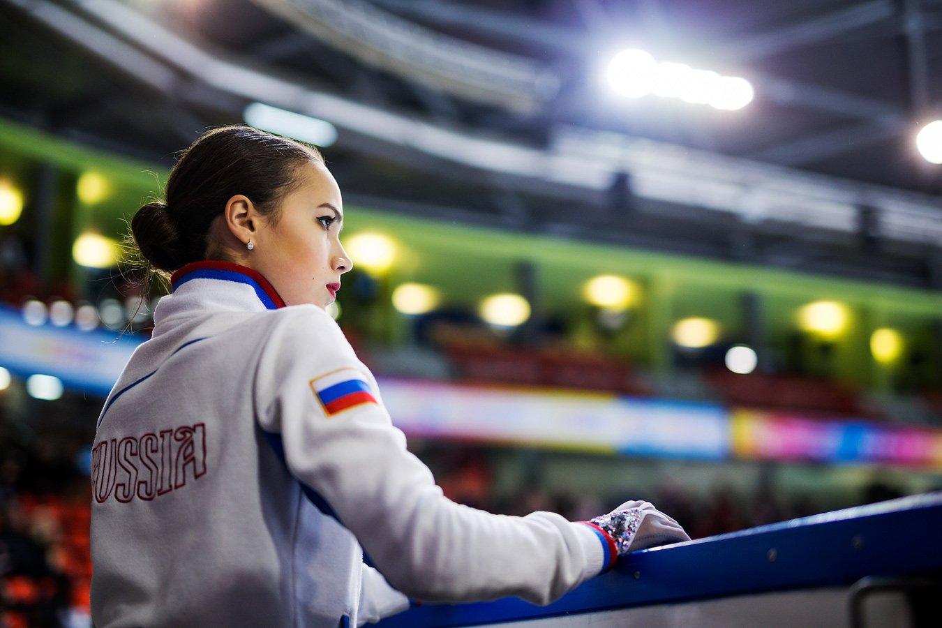 Загитова и Медведева не попали в сборную России.