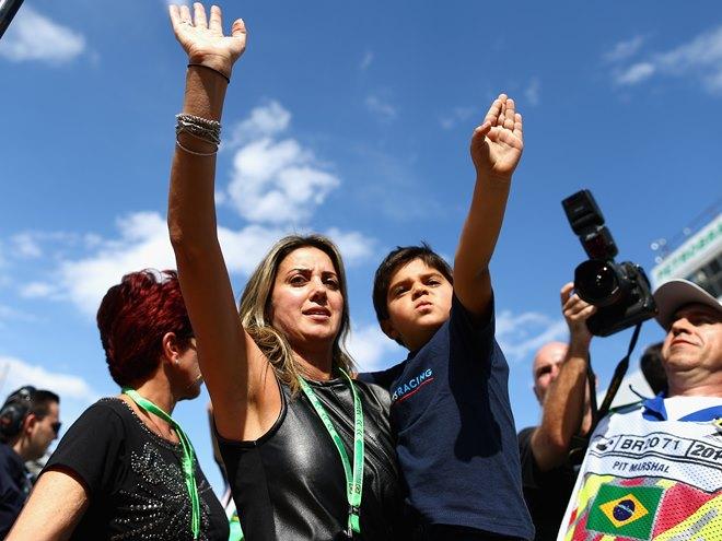 Формула-1. Бразилия. Онлайн воскресенья