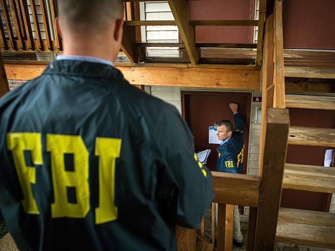 Расследования ФБР в спорте