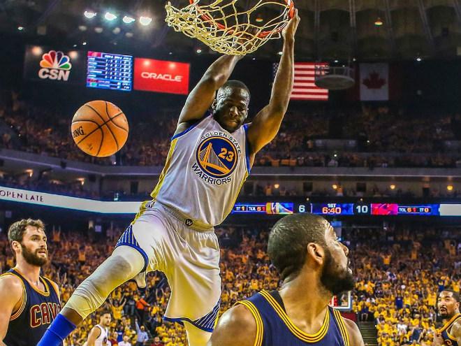 «Голден Стэйт» победил «Кливленд» в матче № 2 финала НБА-2016