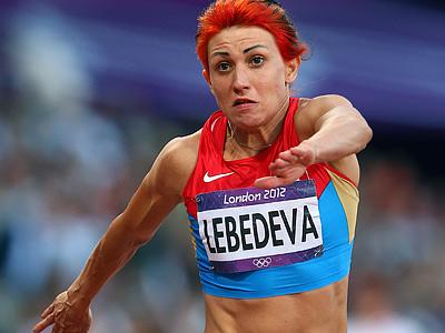 Лондон-2012. Лёгкая атлетика. Лебедева
