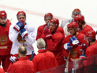 Поражение хоккеистов с точки зрения психологии