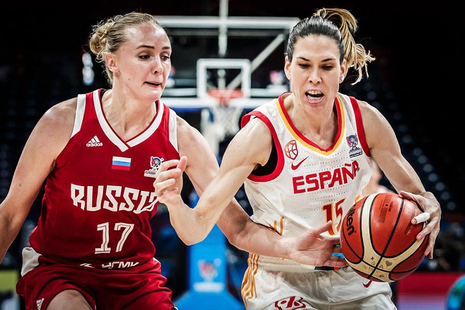 Испания — Россия — 78:54, 4 июля 2019 года, Евробаскет-2019, четвертьфинал