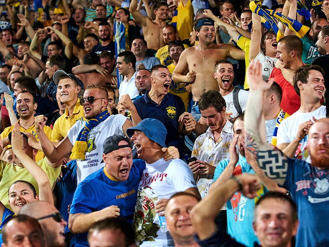 Ростовские фанаты создали лучшую футбольную атмосферу