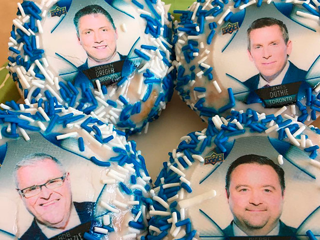 Соцсети Кубка мира: болельщики, сын Тарасенко, пончики из экспертов
