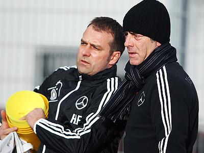 Тренерский штаб сборной Германии