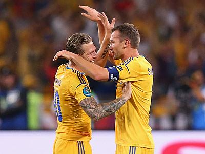 Воронин и Шевченко