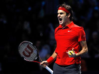 Федерер: хочу играть ещё много лет