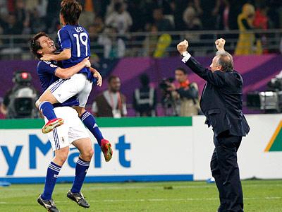 Японцы не позволили увезти Кубок Азии в Австралию