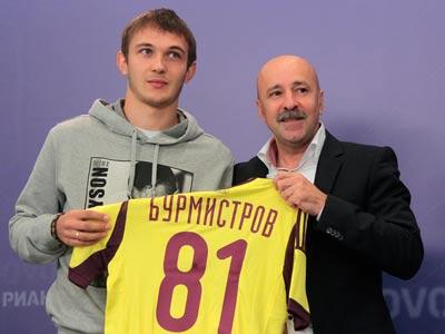 Никита Бурмистров и Айваз Казиахмедов