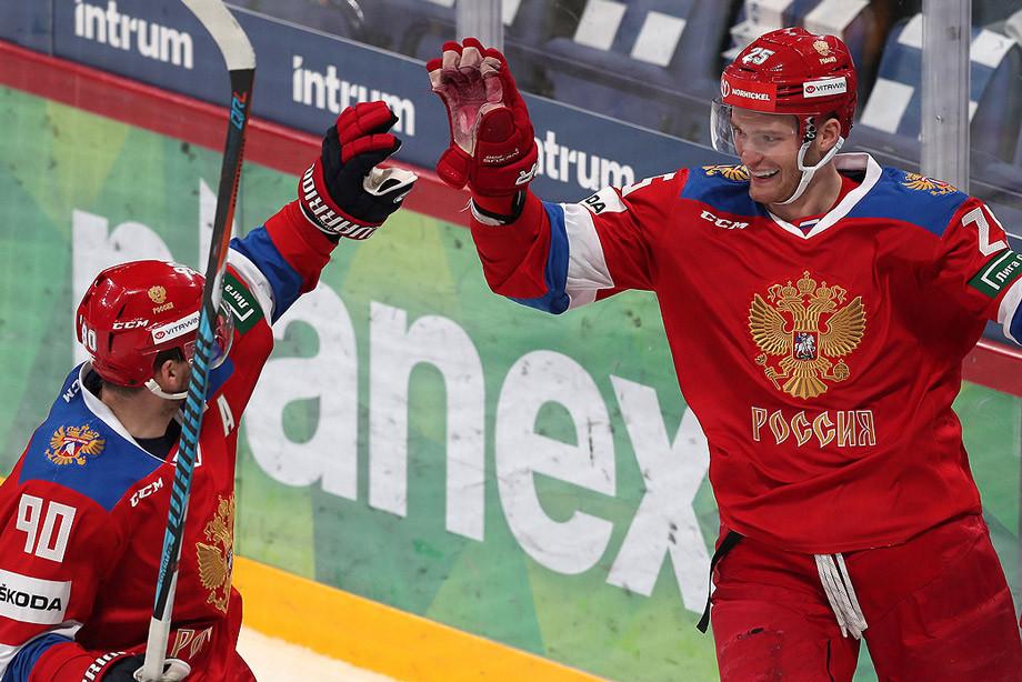 Россия выиграла у Швеции на Евротуре! Как это было