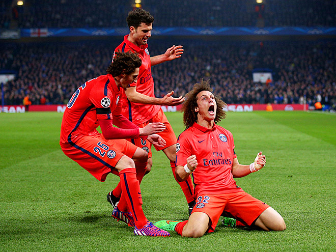 «ПСЖ» и «Бавария» в четвертьфинале Лиги чемпионов
