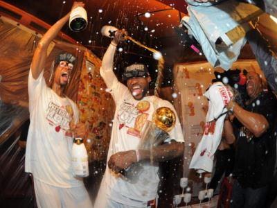 «Майами» погулял в ночном клубе на $ 100 000