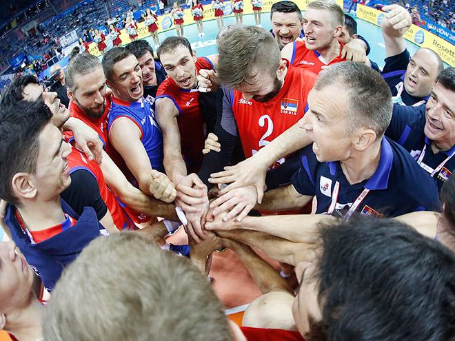 Волейбол. Мировая лига. Обзор полуфиналов