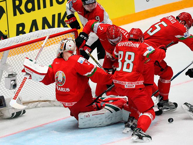 ЧМ-2016. Беларусь сыграет со Словакией, а Казахстан со Швецией