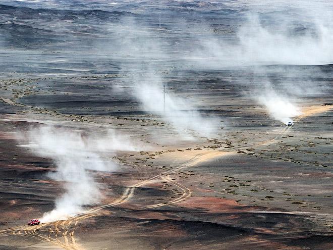 Ралли-марафон «Шёлковый путь — 2016» с воздуха: фото и впечатления