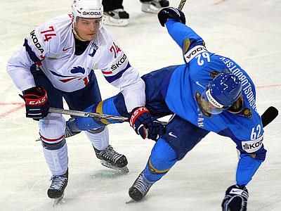Казахстан проиграл Франции и теперь замыкает турнирную таблицу