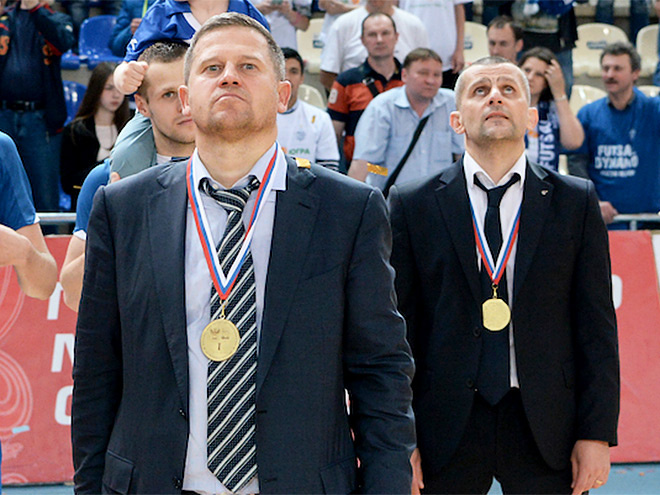 Президент МФК «Динамо» Андрей Губернский