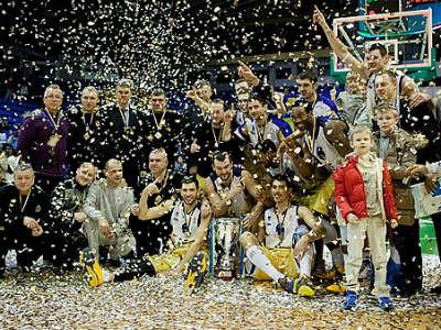 «Будивельник» выиграл Кубок Украины