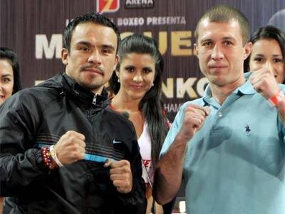 Сергей Федченко проведёт бой против Маркеса