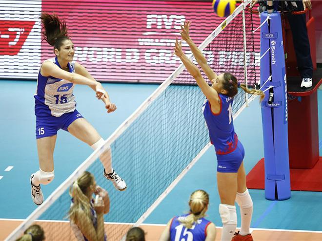 Гран-При. Сербия - Россия - 3-2. 24 июня 2016 года. Обзор матча, фото