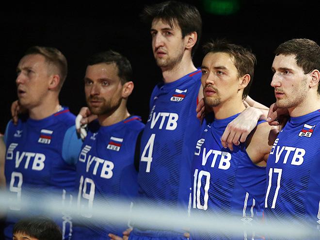 Интервью с блокирующим сборной России