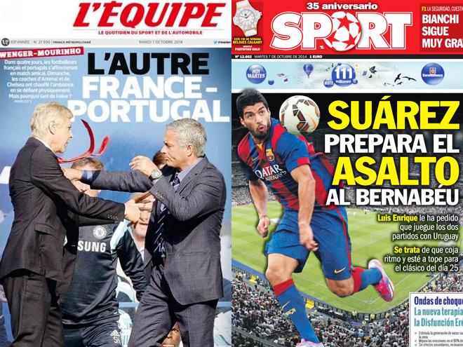 «Барселона», Венгер и Моуринью – в обзоре СМИ
