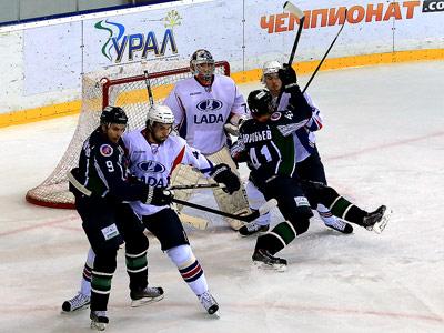 Итоги игрового дня ВХЛ 02.11.2013