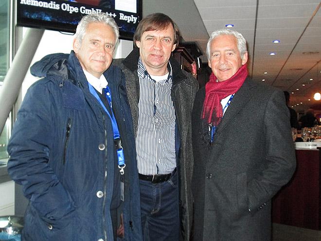 С легендами «Шальке» братьями Кремерс