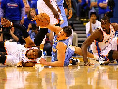 """НБА-2010/11. Из жизни """"жучков"""". День 170-й"""